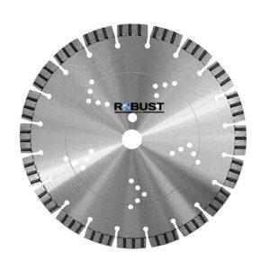 Диск для УШМ и ручных машин ROBUST UС 534